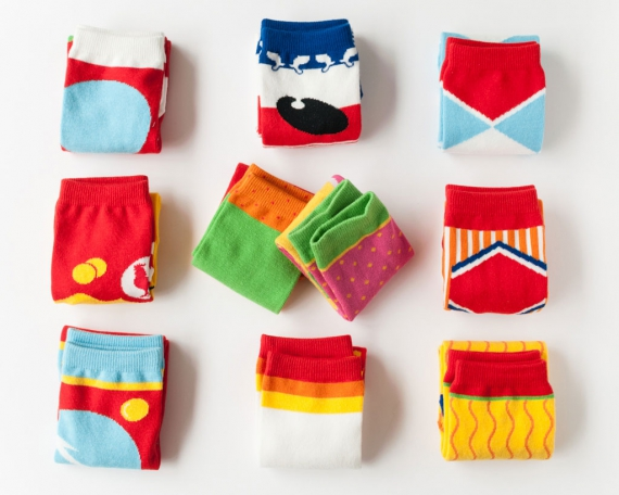 Tabi Socks for Supermama